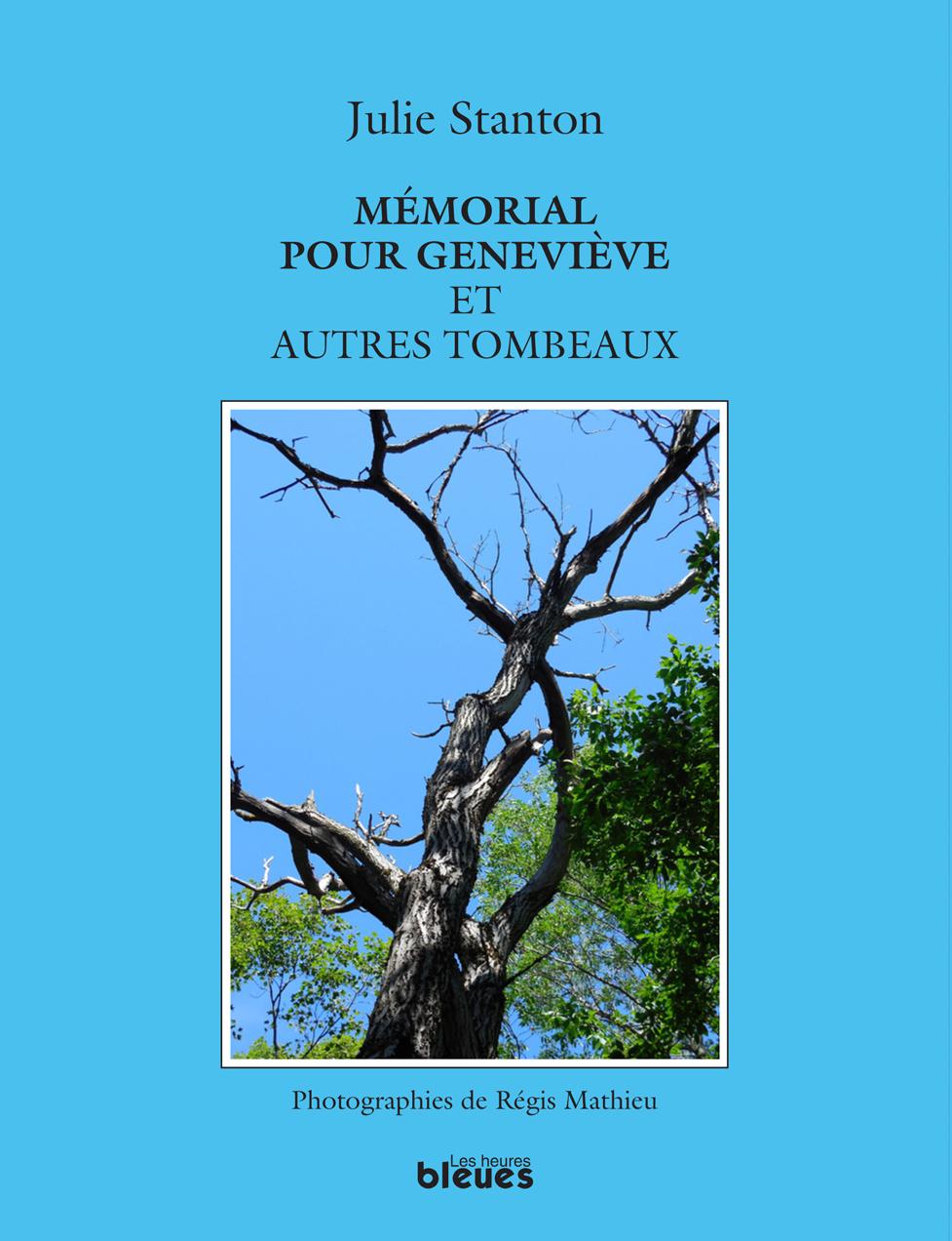 page couverture livre Julie Stanton