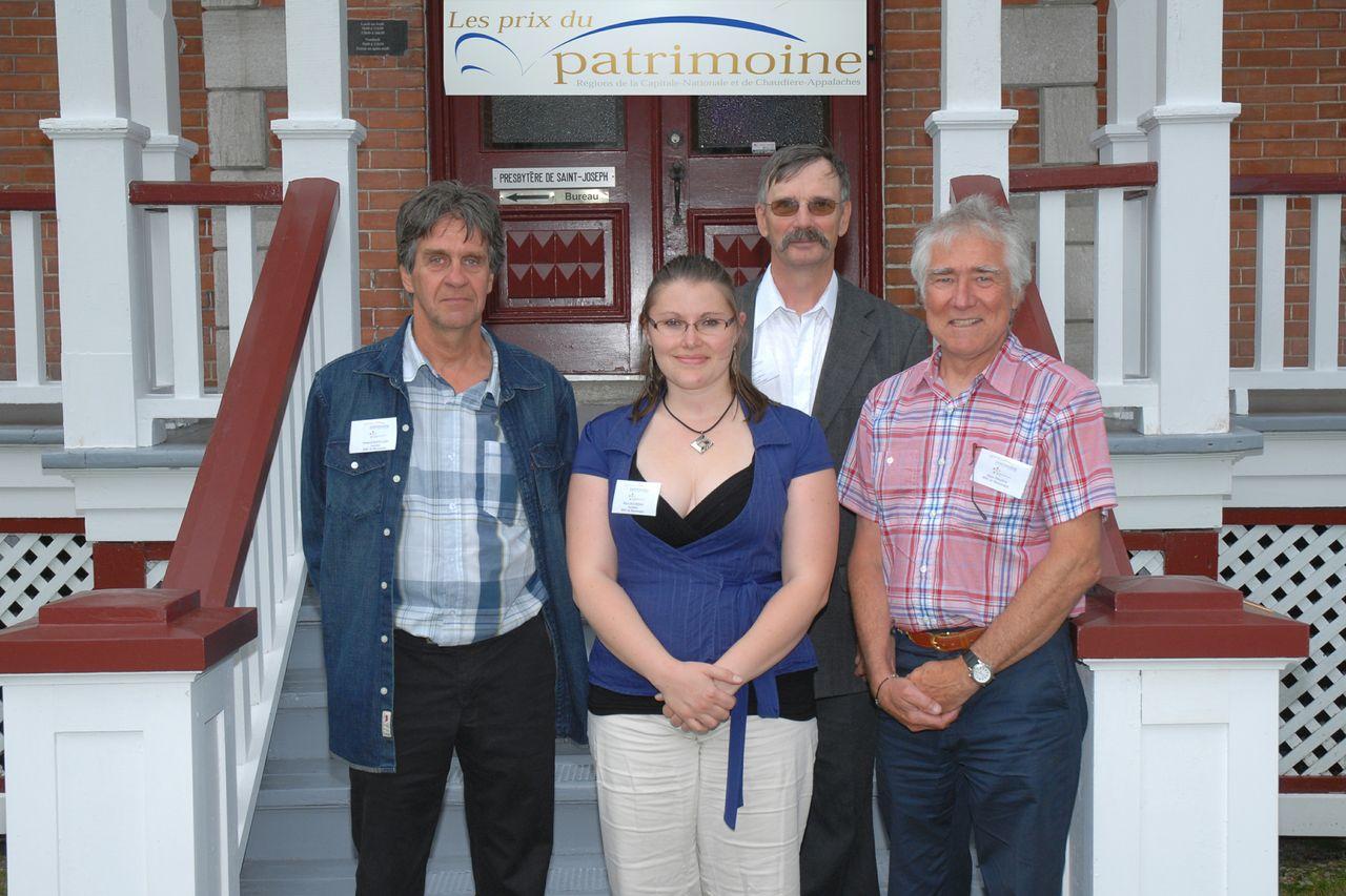 Corporation touristique de l'Isle-aux-Grues Lauréat 5e prix des patrimoines